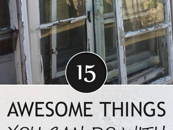 Awesome Things Can Old Windows