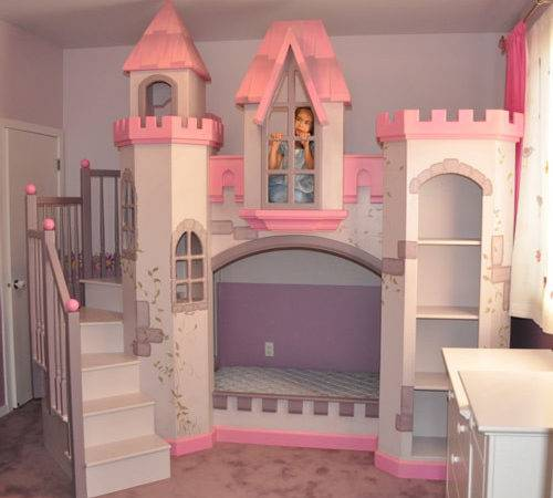 Baby Furniture Bedding Anatolian Castle Bunk Bed