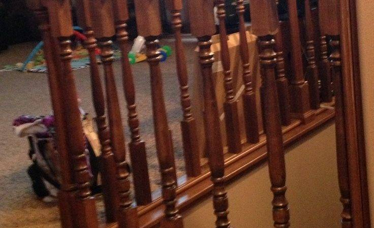 Baby Gate Match Spindles Had Those Restore