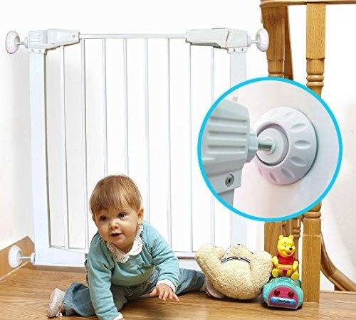 Baby Gate Wall Guards Pressure Gates Table