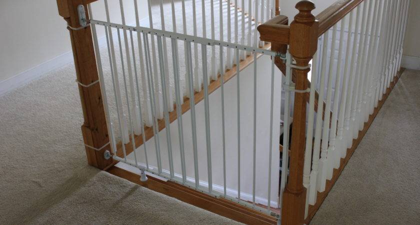 Baby Gates Stairs Drilling Newsonair