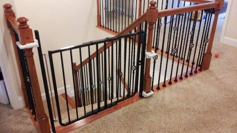 Baby Gates Stairs Safety