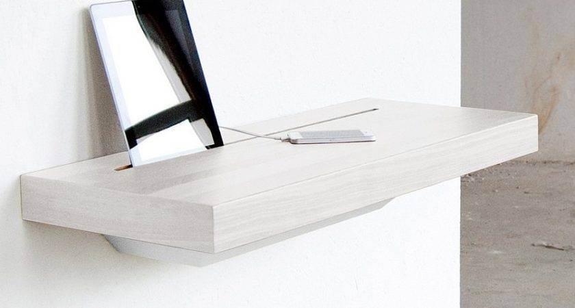 Back Elegant Stage Offers Discreet Charging Shelf