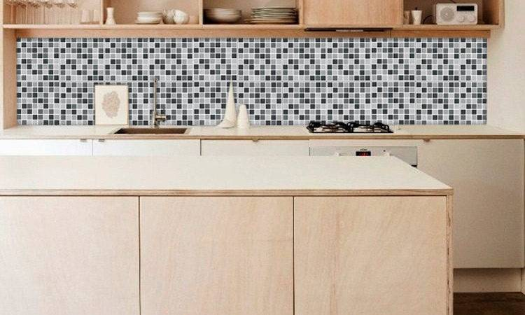 Backsplash Decal Tile Vinyl
