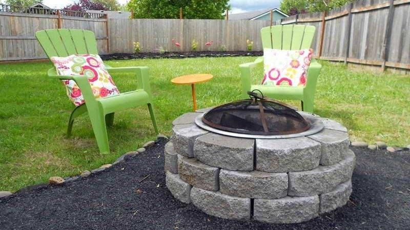 Backyard Fire Pit Budget Best Cars Reviews