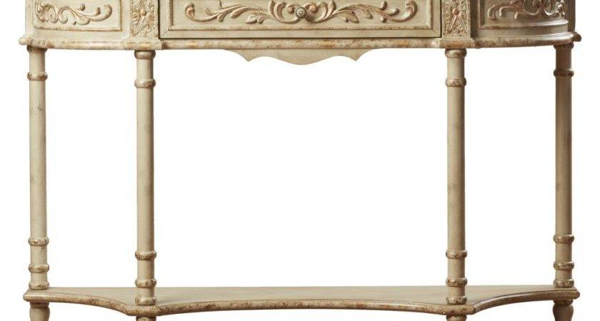 Baldry Entryway Console Table Feature Design