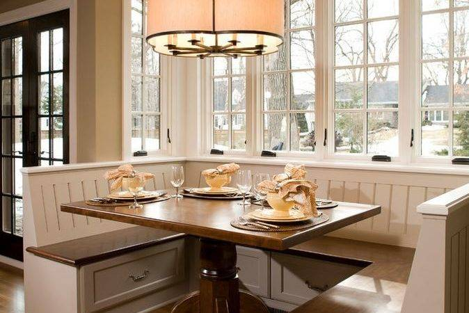 Banquette Seating Ideas Breakfast Nook Cabinetry Dura