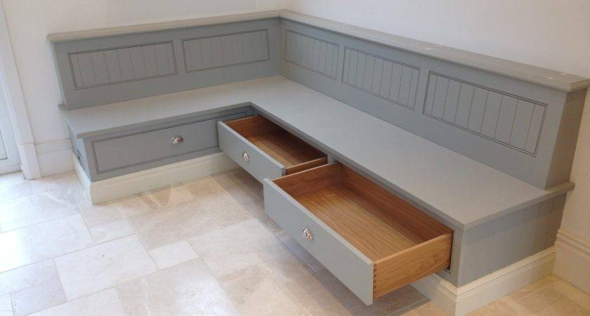 Banquette Seating Storage Theoakfin