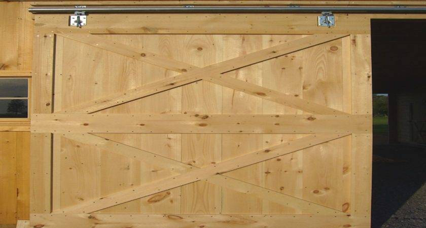 Barn Door Rolling Hardware Sliding Construction