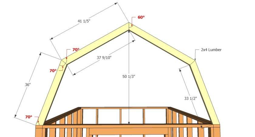 Barn Shed Designs Plans Review Package