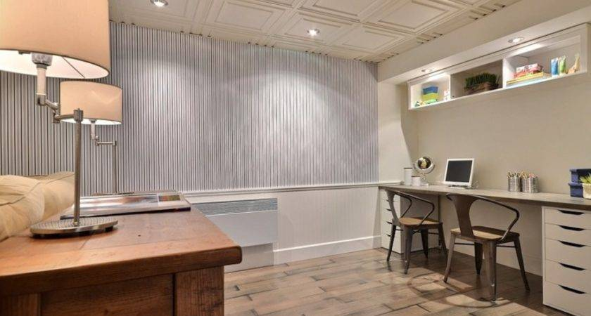 Basement Ceiling Ideas Stylish Options Bob Vila
