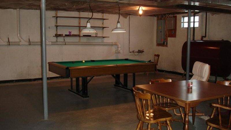 Basement Finishing Ideas Inexpensive