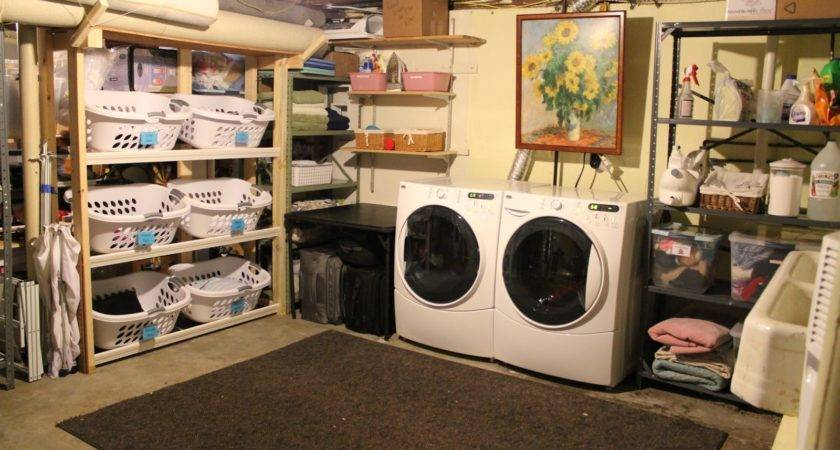 Basement Laundry Room Ideas Try Your House