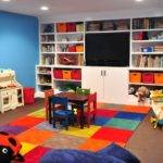 Basement Playroom Kids Making Most Your Space