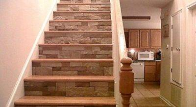 Basement Stair Covering Ideas More Decor