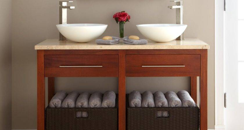 Bathroom Beautify Your Sink Design Using Cool