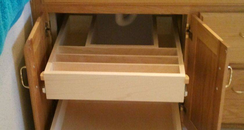 Bathroom Cabinet Roll Out Shelves Maximize Your Storage