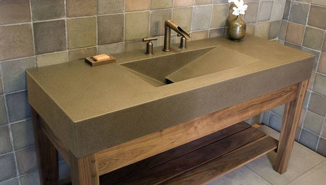 Bathroom Countertops Options Home Design Tips