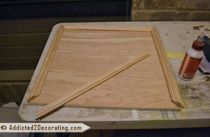Bathroom Makeover Day Make Cabinet Doors
