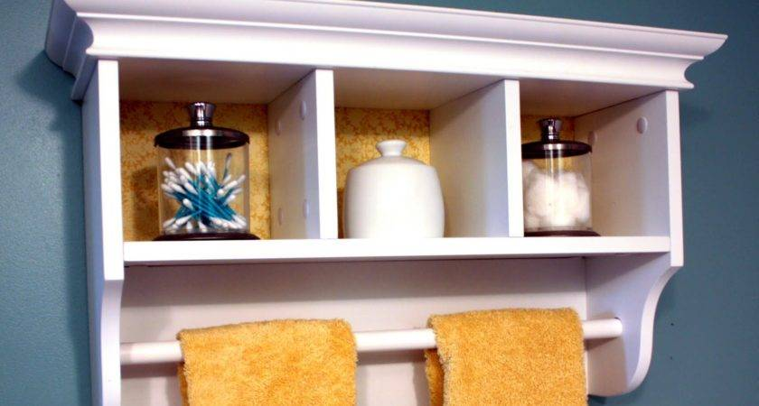 Bathroom Shelf Ideas Keeping Your Stuff Inside Traba Homes
