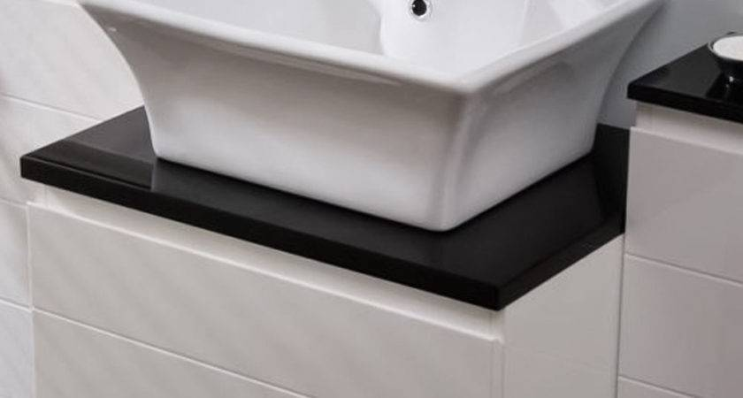 Bathroom Sinks Modern Square Basin Ceramic