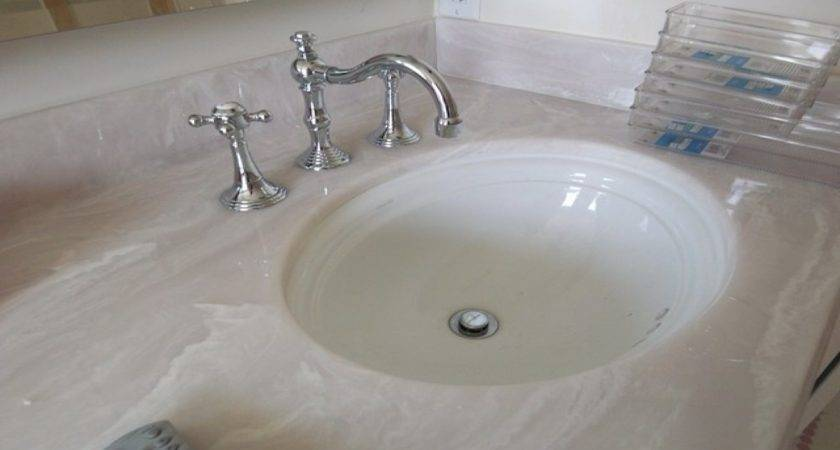 Bathroom Undermount Sinks Cultured Marble Vanity