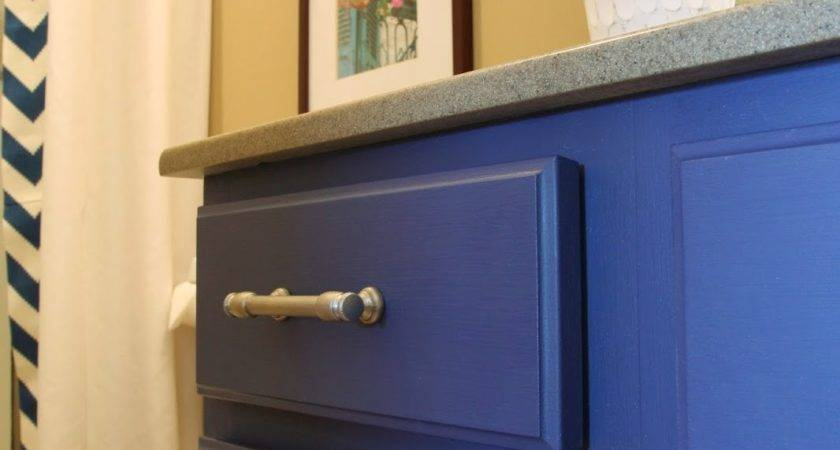 Bathroom Vanity Makeover Using Country Chic Paint Life