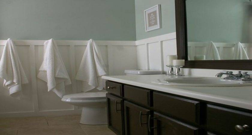 Bathroom Wainscot Home Bathrooms Ideas