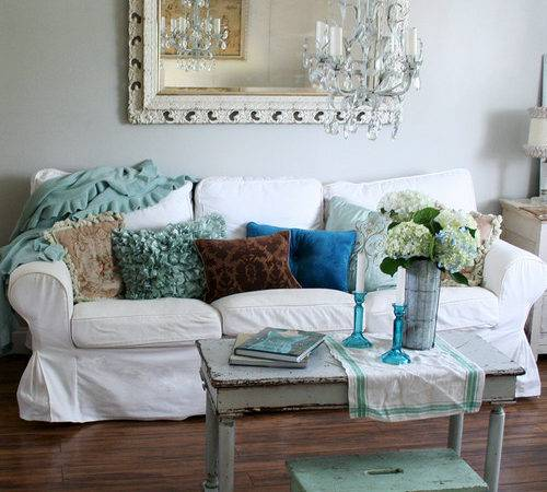 Beached Themed Living Room Decor Blissfully Domestic