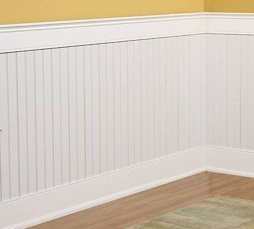 Beadboard Wainscoting Kit
