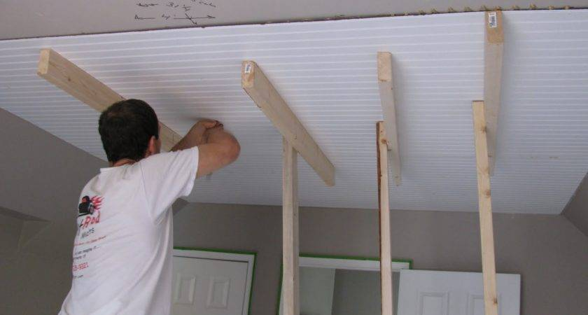 Beaded Board Ceiling Systems