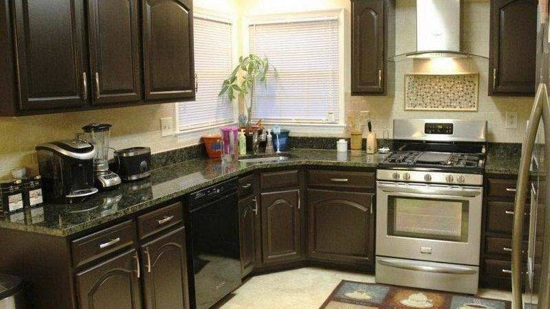 Beautiful Brown Painted Kitchen Cabinets Your Dream Home
