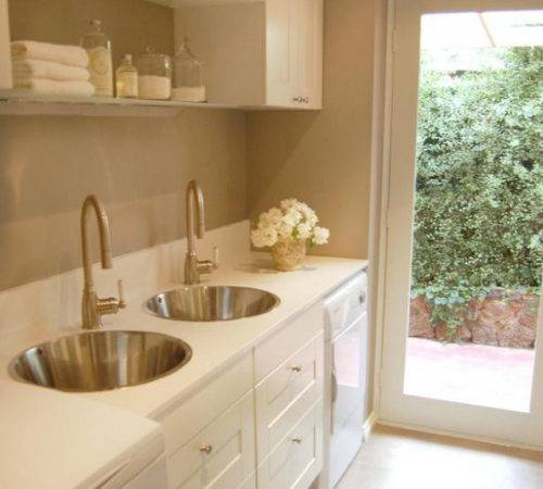 Beautiful Efficient Laundry Rooms Simplified Bee