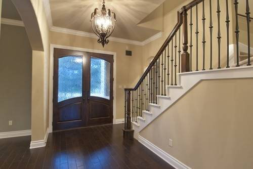 Beautiful Foyer Paint Color Please