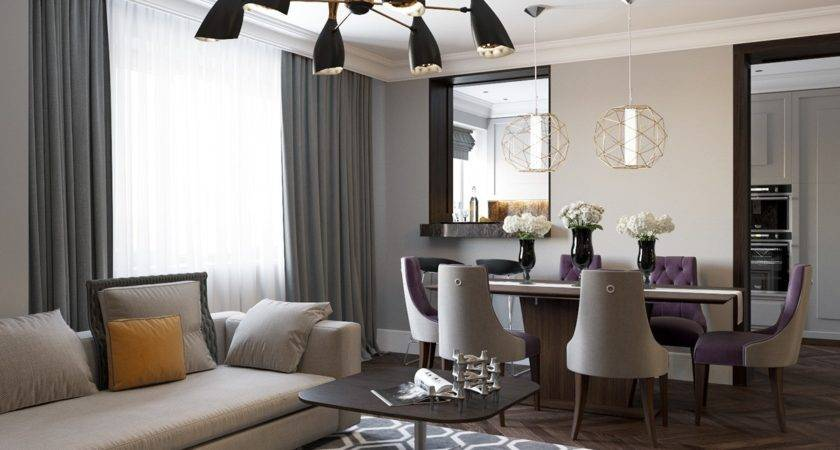 Beautiful Home Interiors Art Deco Style