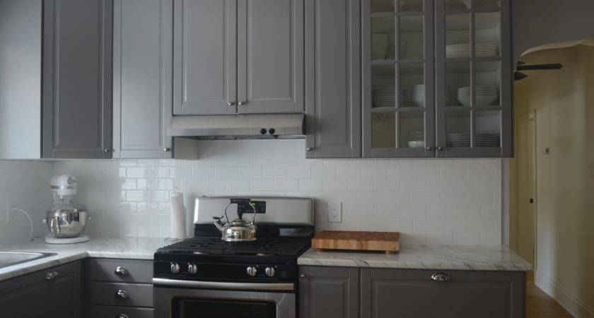 Beautiful Ikea Gray Kitchen Cabinets Home Ideas