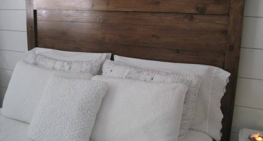Beautiful Nest Reclaimed Wood Headboard Master Bedroom
