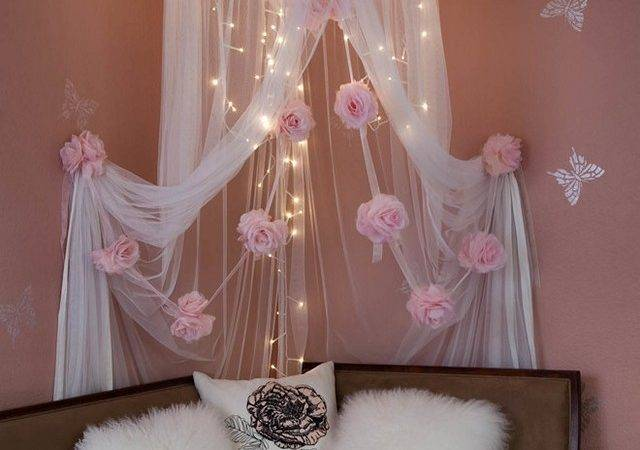Bed Canopy Diy Simple Yet Fabulous Ideas