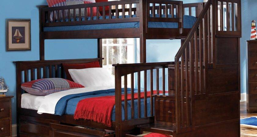 Bedroom Cheap Bunk Beds Stairs Cool Triple