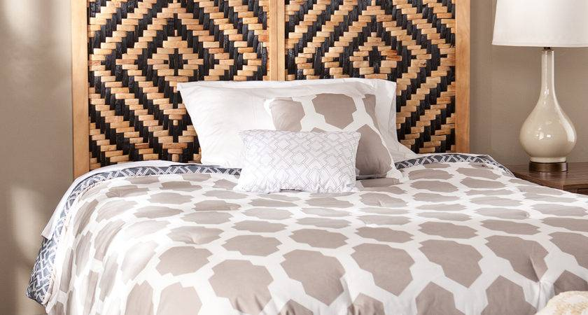 Bedroom Tufted Upholstered Wall Mounted Headboard