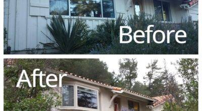 Before After Adding Bay Windows Yelp