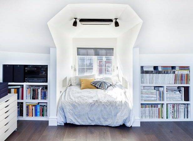 Before After Attic Remodels Hgtv