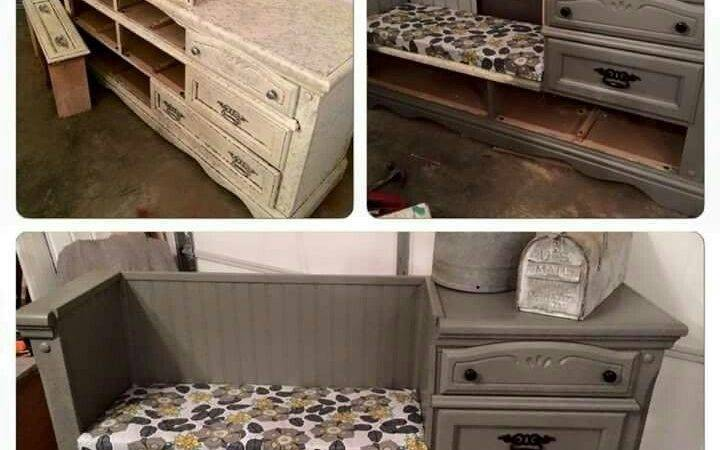 Before After Diy Reupholstering Furniture Ideas