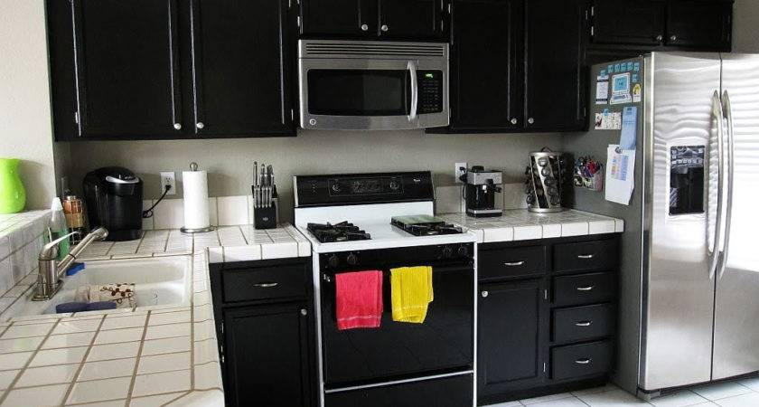 Before After Kitchen Cabinets Painted