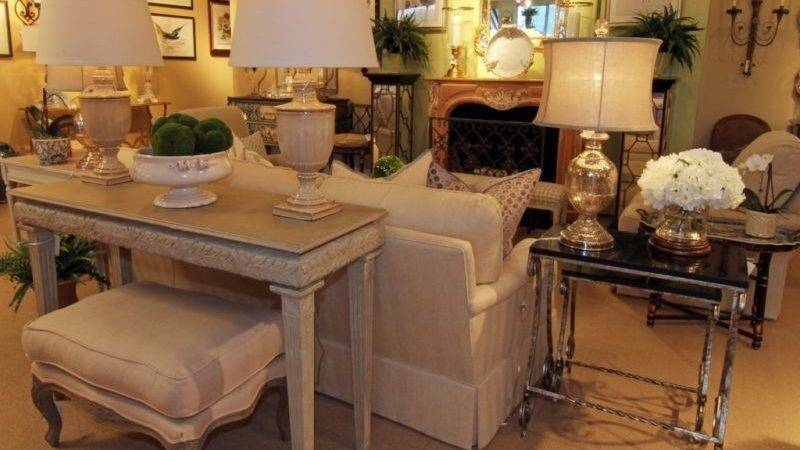 Behind Sofa Console Table Inspiration Styling
