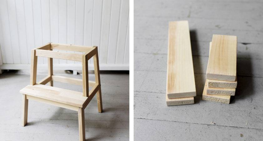 Bekvam Stool Hack Slucasdesigns