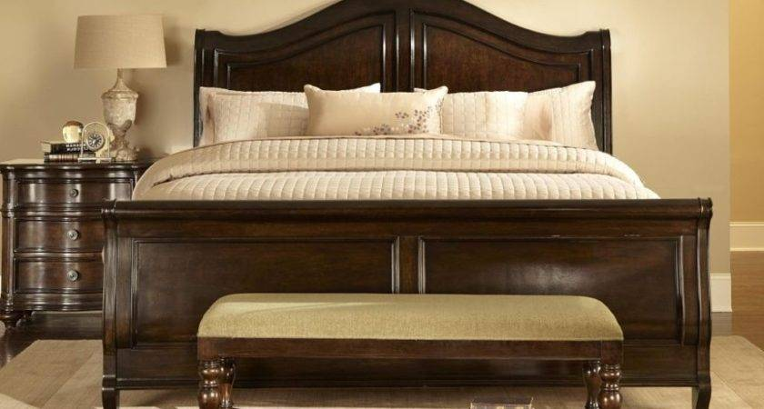 Bench King Bed Decorating Your