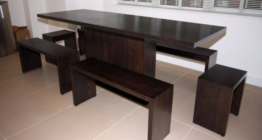 Bench Table Kitchen Corner Tables