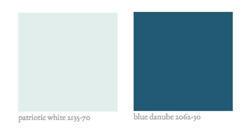 Benjamin Moore Color Trends Picks Lacquered Life