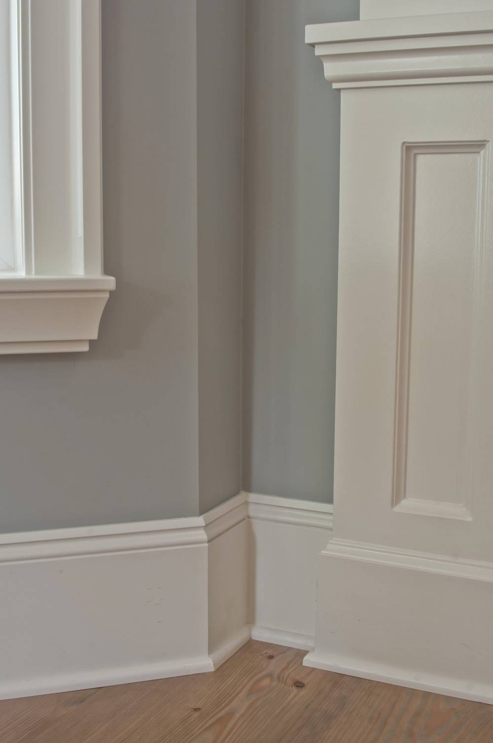 Benjamin Moore White Dove Trim Walls Painted Gabe Jenny Homes,Good Plants To Grow Indoors In Winter